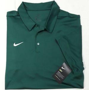 Nike Dri- Fit NWT Green XL Shirt